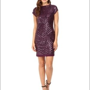 Vince Camuto size 8 sequin dress